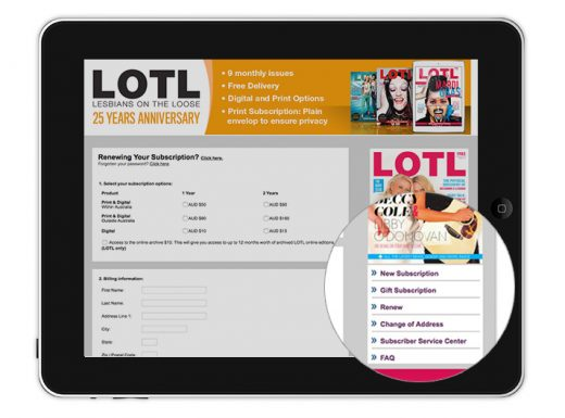 Sell digital magazine subscriptions online with our custom publishing solutions
