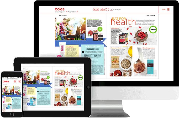 Interactive Flipbook