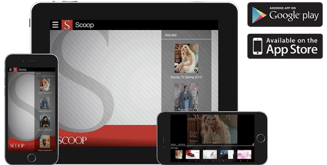 Branded interactive digital publishing apps for your magazine publishing strategy