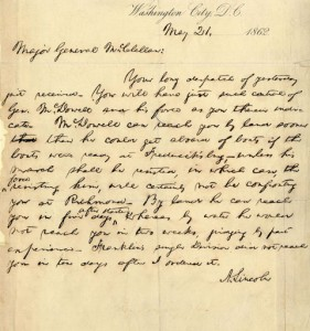 Digital Archives: The Future of The Past (An Abraham Lincoln Case)