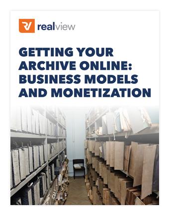 Digital Magazine Archive – Primer Landing Page