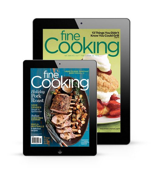 Fine Cooking Interactive Online Archive