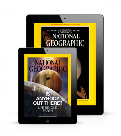 <h2>National Geographic</h2>