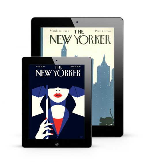 The New Yorker Custom Interactive Archive