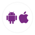 <strong>Apps for Apple and Android</strong>