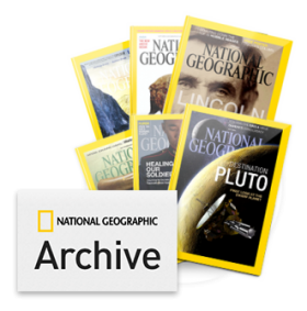 The National Geographic Interactive Archive