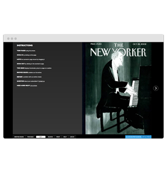 The Complete New Yorker digital archive
