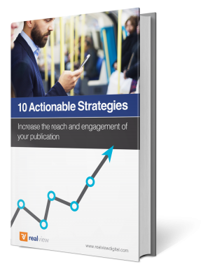 10 Actionable Strategies Landing Page