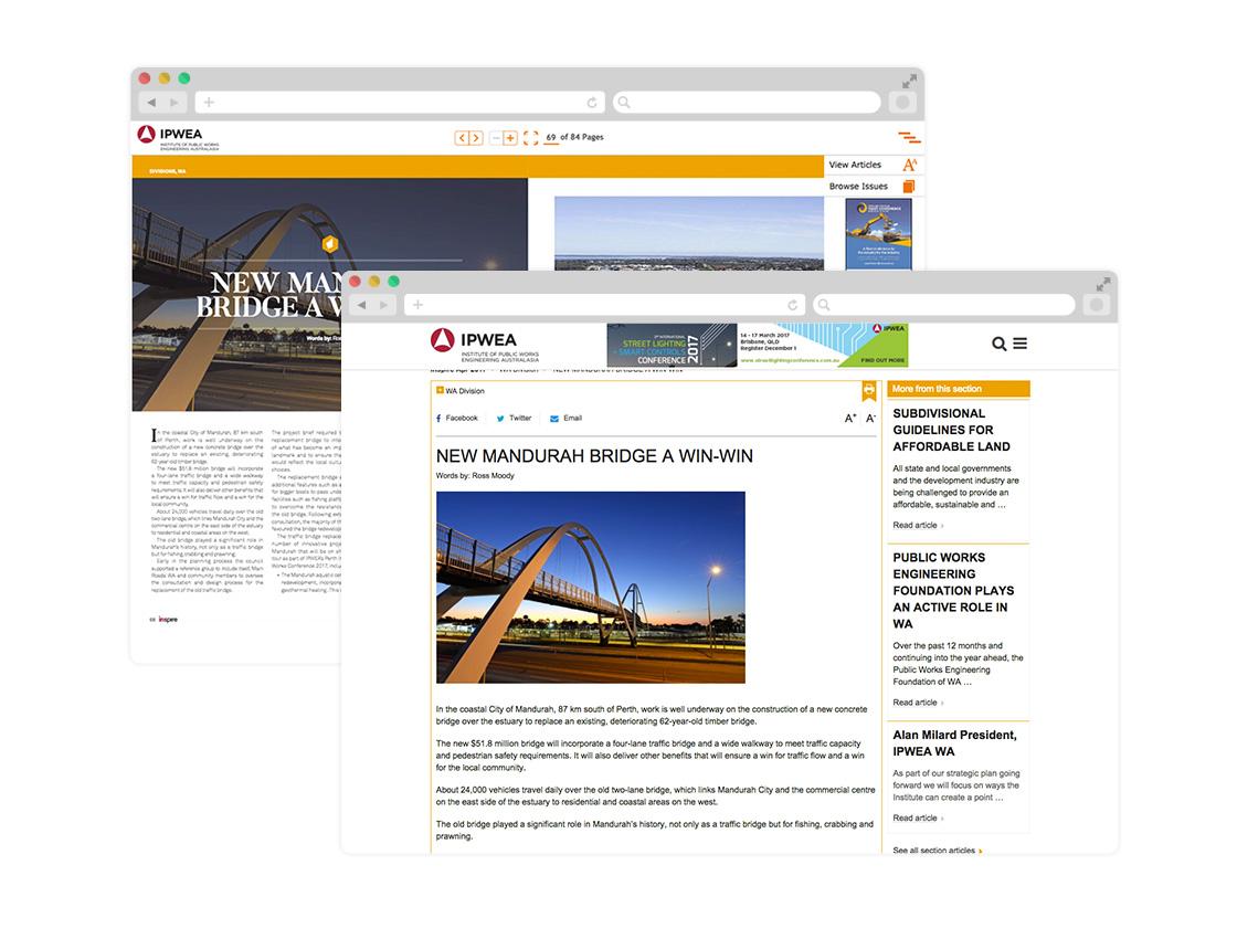 digital publication as an app in minutes