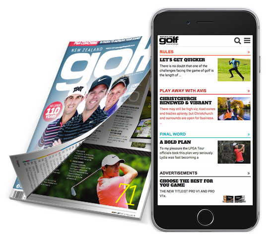 New Zealand Golf Magazine