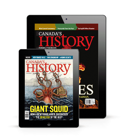 <h2>Canada's History</h2>