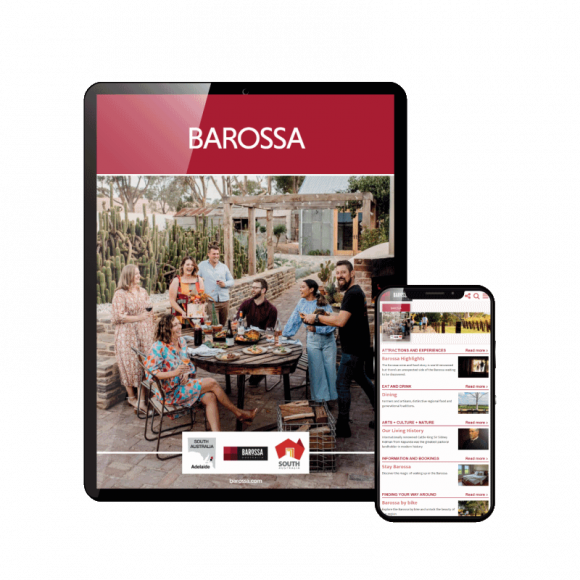 Barossa Visitor Guide by Realview
