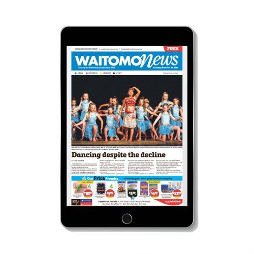 Waitomo News
