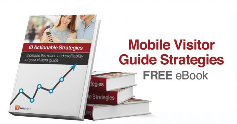 Mobile Friendly Visitor Guides